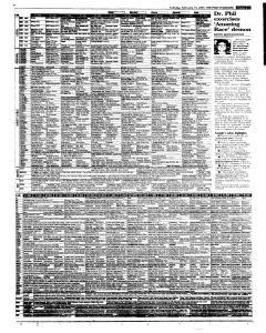 Syracuse Post Standard, February 15, 2005, Page 35
