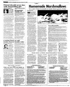 Syracuse Post Standard, February 16, 2005, Page 36