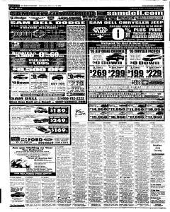 Syracuse Post Standard, February 16, 2005, Page 60
