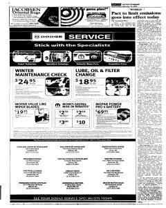 Syracuse Post Standard, February 16, 2005, Page 86