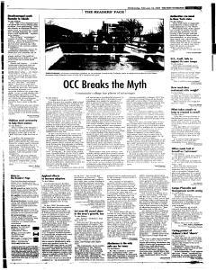 Syracuse Post Standard, February 16, 2005, Page 95