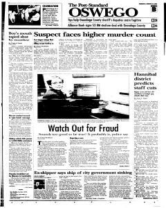 Syracuse Post Standard, February 16, 2005, Page 119