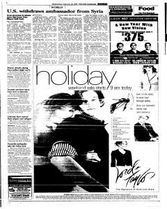 Syracuse Post Standard, February 16, 2005, Page 65