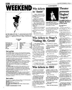 Syracuse Post Standard, February 17, 2005, Page 48