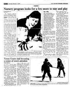Syracuse Post Standard, February 17, 2005, Page 82