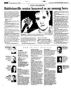 Syracuse Post Standard, February 17, 2005, Page 116
