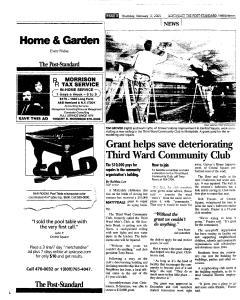 Syracuse Post Standard, February 17, 2005, Page 122