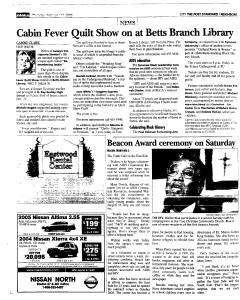 Syracuse Post Standard, February 17, 2005, Page 190