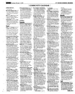 Syracuse Post Standard, February 17, 2005, Page 210