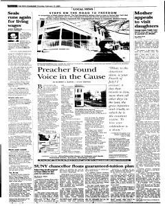 Syracuse Post Standard, February 17, 2005, Page 278