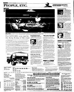 Syracuse Post Standard, February 17, 2005, Page 284
