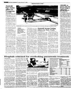 Syracuse Post Standard, February 17, 2005, Page 288