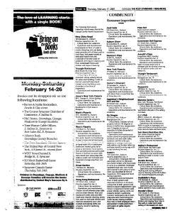 Syracuse Post Standard, February 17, 2005, Page 316