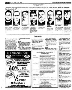 Syracuse Post Standard, February 17, 2005, Page 318