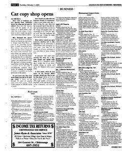 Syracuse Post Standard, February 17, 2005, Page 334