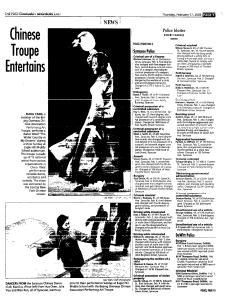 Syracuse Post Standard, February 17, 2005, Page 87