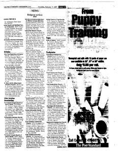 Syracuse Post Standard, February 17, 2005, Page 105