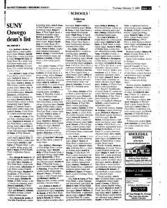 Syracuse Post Standard, February 17, 2005, Page 353