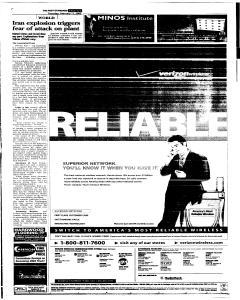 Syracuse Post Standard, February 17, 2005, Page 285