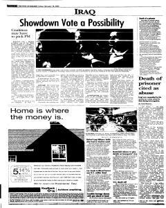 Syracuse Post Standard, February 18, 2005, Page 80