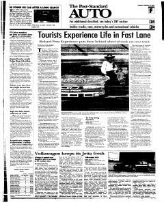 Syracuse Post Standard, February 19, 2005, Page 43
