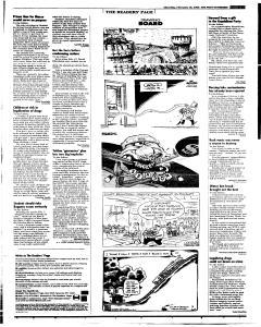 Syracuse Post Standard, February 19, 2005, Page 7
