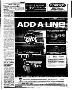 Syracuse Post Standard, February 19, 2005, Page 58