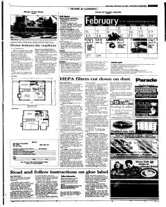 Syracuse Post Standard, February 19, 2005, Page 33