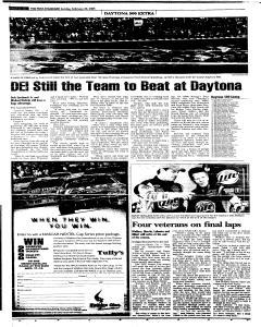 Syracuse Post Standard, February 20, 2005, Page 44