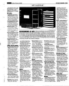 Syracuse Post Standard, February 20, 2005, Page 138