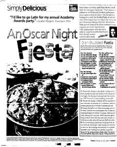 Syracuse Post Standard, February 20, 2005, Page 184