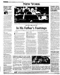 Syracuse Post Standard, February 20, 2005, Page 210