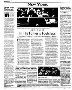 Syracuse Post Standard, February 20, 2005, Page 240