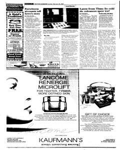 Syracuse Post Standard, February 20, 2005, Page 298