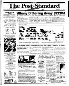 Syracuse Post Standard, February 20, 2005, Page 251