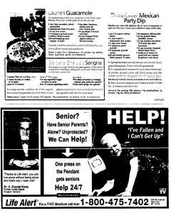 Syracuse Post Standard, February 20, 2005, Page 185