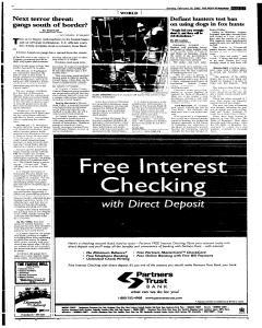 Syracuse Post Standard, February 20, 2005, Page 257