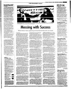 Syracuse Post Standard, February 20, 2005, Page 31