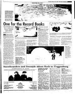 Syracuse Post Standard, February 20, 2005, Page 305