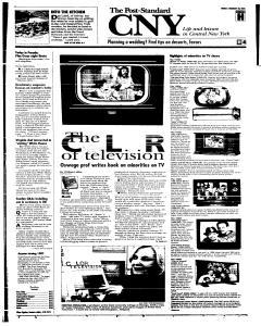 Syracuse Post Standard, February 20, 2005, Page 87
