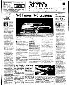 Syracuse Post Standard, February 20, 2005, Page 71