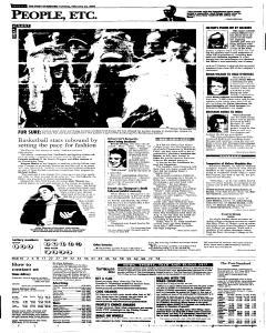 Syracuse Post Standard, February 22, 2005, Page 74