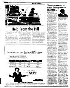 Syracuse Post Standard, February 22, 2005, Page 110
