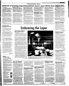 Syracuse Post Standard, February 22, 2005, Page 103