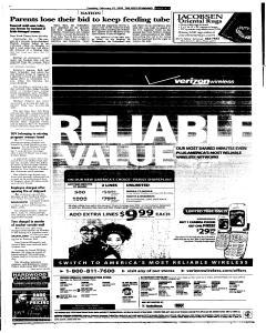 Syracuse Post Standard, February 22, 2005, Page 95