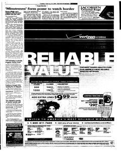 Syracuse Post Standard, February 22, 2005, Page 75