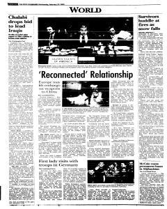Syracuse Post Standard, February 23, 2005, Page 6