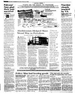 Syracuse Post Standard, February 23, 2005, Page 72
