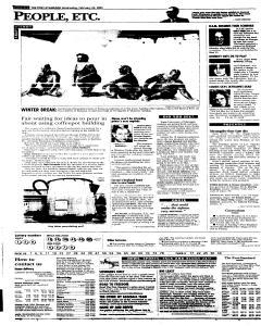 Syracuse Post Standard, February 23, 2005, Page 96