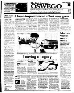 Syracuse Post Standard, February 23, 2005, Page 107